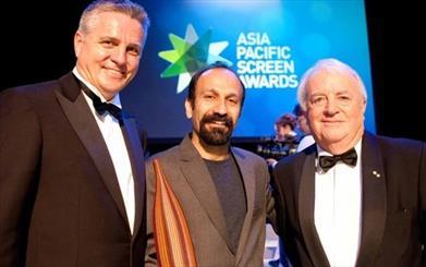 اصغر فرهادی رییس گروه داوران جوایز اسکرین آسیا پاسیفیک شد