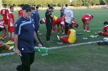 30 بازیکن به اردوی تیم فوتبال امید ایران دعوت شدند