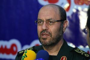 اطلس فلسطین با حضور وزیر دفاع رونمایی شد
