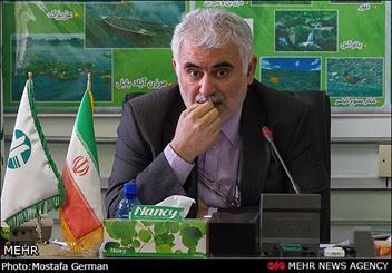 مهردادی مدیرکل محیط زیست استان تهران شد