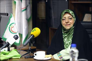 افتتاح طرح های محیط زیستی 8 استان با حضور معصومه ابتکار به مناسبت هفته دولت