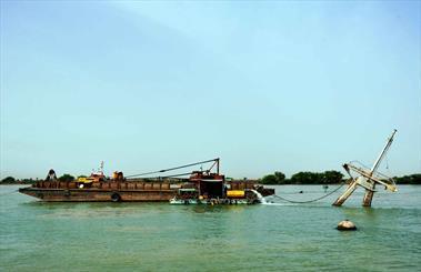 نشست منطقه ای توسعه صنایع و فناوری دریایی در خرمشهر برگزار شد