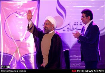 سال گذشته رنگ ما بنفش و امسال پرچم ایران است/آرزو برای ملت عراق