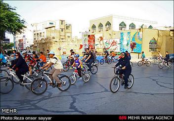 همایش بزرگ 6 هزار نفری دوچرخه سواری در بناب برگزار می شود