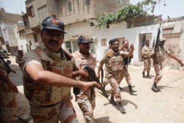 مٹھی بھردہشت گرد پاکستانی فوج کے حوصلےپست نہیں کرسکتے