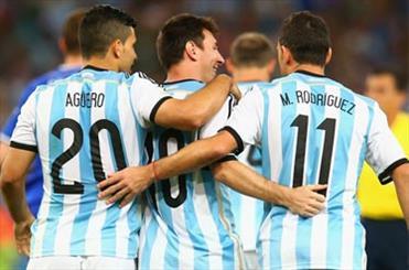 مسی: آرژانتین باید تهاجمی بازی کند/ اهمیتی ندارد با چه تیمی بازی میکنیم