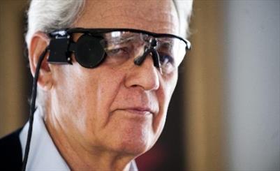 چشم الکترونیک ساخته شد/ بازگشت بینایی به نابینایان
