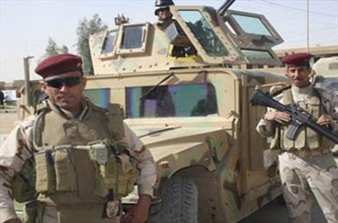 75 درصد صلاح الدین در کنترل نیروهای امنیتی/ ارسال تجهیزات نظامی به حدیثه در استان الانبار