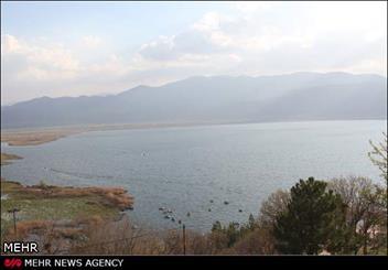 Lake Zrebar: A piece of heaven in Kurdistan prov.
