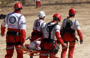 فعالیت 10 هزار و 500 داوطلب امدادگر در اردبیل