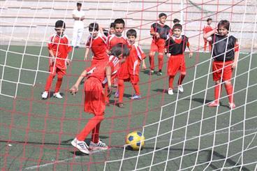 صعود دبیری و تراکتورسازی به فینال مسابقات فوتبال استانی زیر ۱۲سال