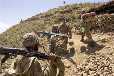 مہمند ایجنسی میں پاکستانی فوج کےکیپٹن ہلاک
