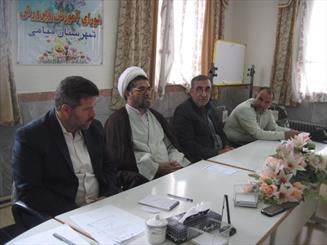 نهضت سوادآموزی از برکات جمهوری اسلامی است/ شناسایی 271 بی سواد در شهرستان میامی