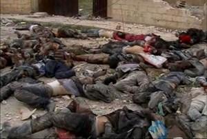 مقتل 50 الف مسلح ارهابي في عامين في سوريا والعراق