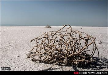 آخرین نفس های دریاچه ارومیه