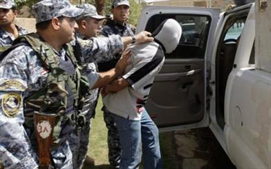 عمليات بغداد: اعتقال مسؤول مضافة للانتحاريين وآمر كتيبة لداعش