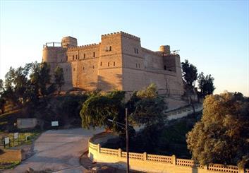 بازسازی اشیای تاریخی دهلیزهای قلعه شوش در اولویت قرار گرفت
