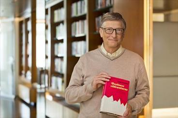 تعريف بيل گيتس از يك كتاب 45 ساله بار دیگر آن را پرفروش كرد