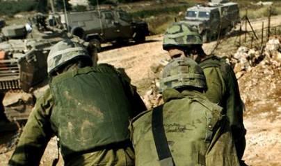 غزہ کی سرحد پر فلسطینیوں اور اسرائیلی فوجیوں میں لڑائی