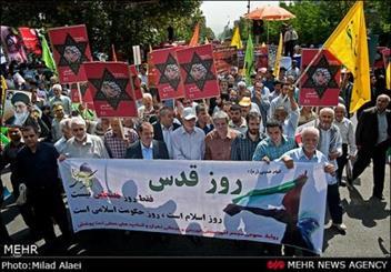 تشکیل 12 ستاد شهرستانی راهپیمایی روز قدس در استان مرکزی/ اعلام مسیرهای راهپیمایی در اراک