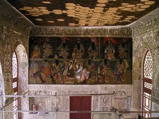 درهای کاخ سلیمانیه به روی مردم باز شد/ تماشای موزه نقاشیهای دوره قاجار را از دست ندهید