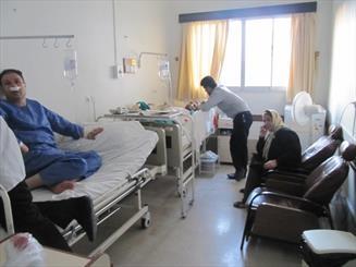 ضربان ضعیف بیمارستان قلب خرم آباد/ فضای ناکافی و بیمارانی که تجمیع می شوند