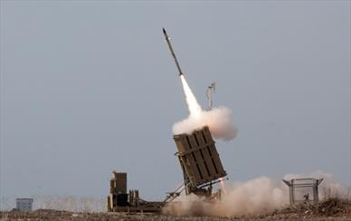 Blasts heard from Shebaa Farms activates Iron Dome