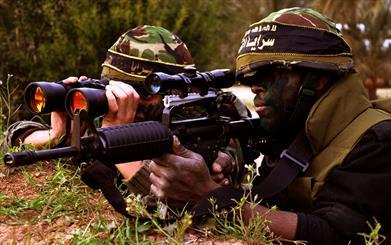 استشهاد مقاوم فلسطيني خلال اشتباك مسلح مع قوات الاحتلال