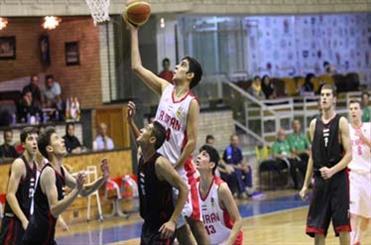 حذف ناباورانه نماینده گرگان از لیگ جوانان بسکتبال کشور