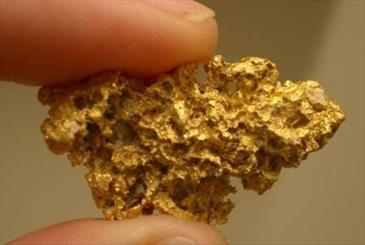 معدن طلای ورزقان