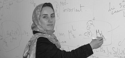 اختصاص جایزه موسسه جهانی ریاضی به یک بانوی ایرانی