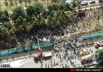 جعبه سیاه هواپیمای سقوط کرده پیدا شد/ تعداد کشتهشدگان؛ 39 نفر