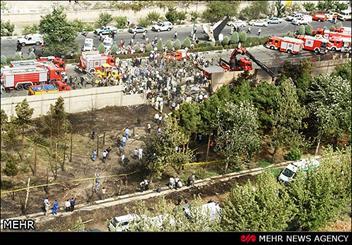 جعبه سیاه هواپیمای سقوط کرده پیدا شد/ تائید نقص فنی هواپیما توسط دوربینهای پلیس/ 39 کشته و 9 زخمی /اسامی کشته شدگان