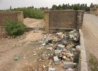 سهل انگاری دستگاه های اجرایی تاکستان در جمع آوری زباله و فاضلاب شهری پذیرفته نیست
