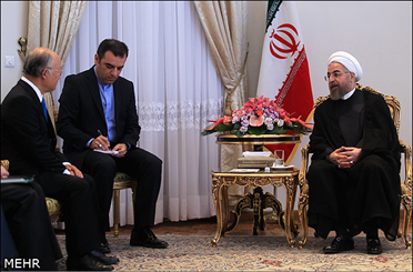Rouhani: Iran would not negotiate missile capabilities