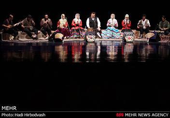کنسرت موسیقی محلی گروه گیل و آمارد گیلان