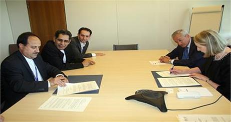 Iran, ILO delegation agree for training cooperation