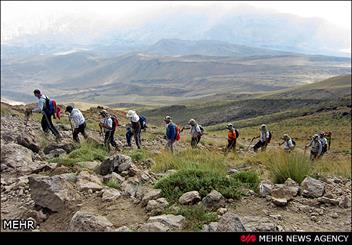 رونق دوباره کوهنوردی/کافههایی که به احترام کوه، قلیان نمیدهند