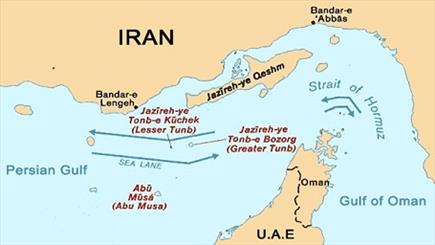 Why should China fully support Iran in Persian Gulf tensions