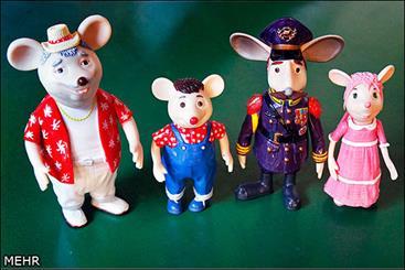 عروسکها و بازی آنلاین «شهر موشها 2» رونمایی شد/ هزینه 7 میلیاردی نوش جان بچهها!