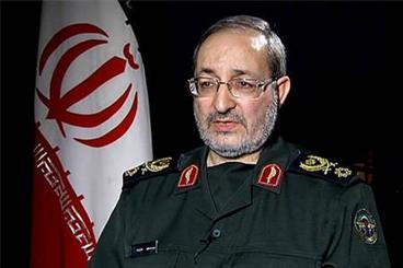 العميد جزائري: القدرات الصاروخيةالايرانية ليست موضع تفاوض