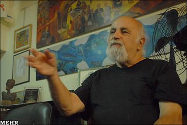 تأثیرگذاری هانیبال بر هنر انقلاب/ نگاه هانیبال در آثارش به ستمدیدگان بود