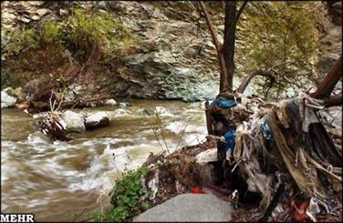 احتضار؛ سرنوشت شوم گوهر و زرجوب/ آلودگی رودخانه ها تالاب انزلی را پیر کرده است