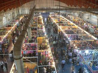 نمایشگاه پاییزه در قزوین به کار خود پایان داد