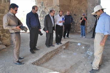 گمانهزنیها در خصوص ماهیت بنای تاریخی چهارطاقی بازه هور آغاز شد
