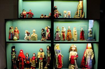 آغاز فعالیت موزه عروسکهای ملل از اول مهر