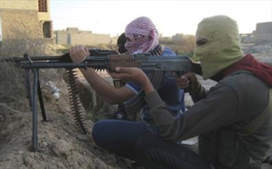 تروریست های داعش