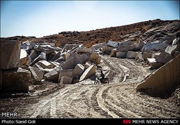 طلاهایی که خام هدر میرود/ نبود چشمانداز معدنی در مازندران