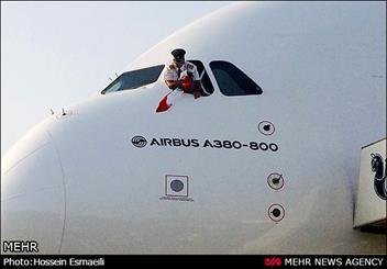 بازگشت ایرباس اماراتی به دوبی/ ایرباس 380 فصلی جدید در صنعت هوایی