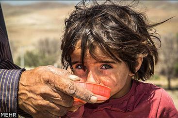 مصرف آب آشاميدنی غير بهداشتی كودكان را راهی بيمارستان کرد